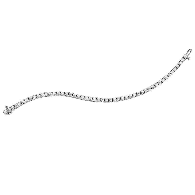 14K Diamond Bracelet 2 ctw