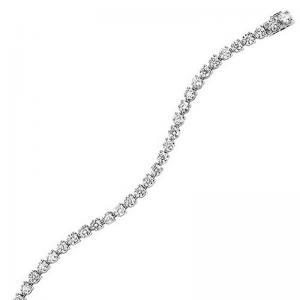 14K Daimond Bracelet 5 ctw